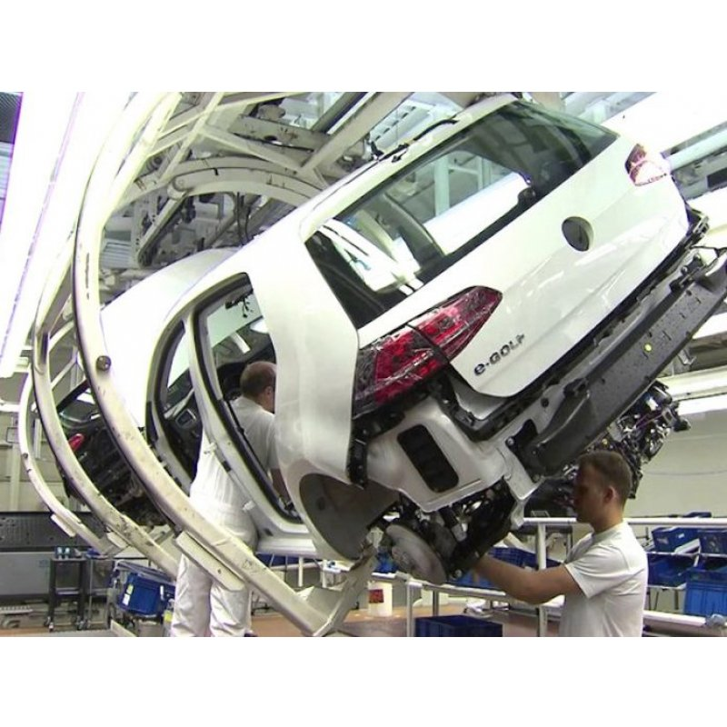 Otomotiv OEM ve Yan Sanayi Üretim ve Montaj Hatları